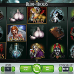 Blood Suckers Slot Screen